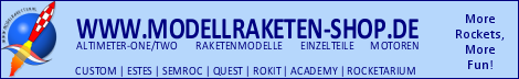 Modellraketen Shop